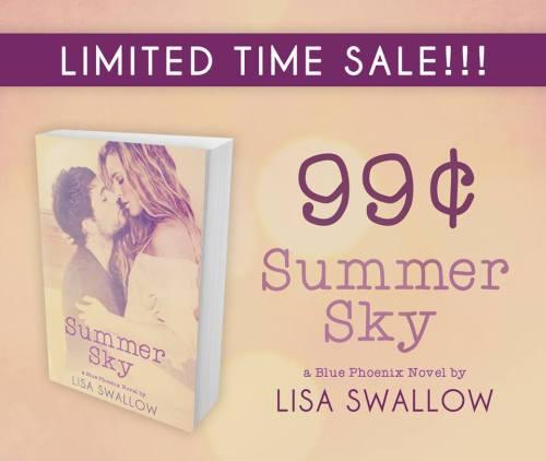 summer sky sale