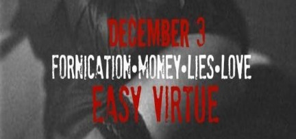 easy virtue form banner